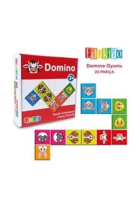 Edukido Domino Komik Arkadaşlar Edu-3010 U287722 / 0