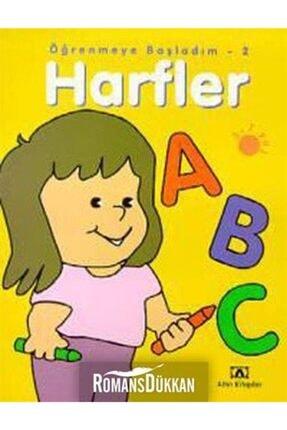 Altın Kitaplar Öğrenmeye Başladım 2-harfler 0