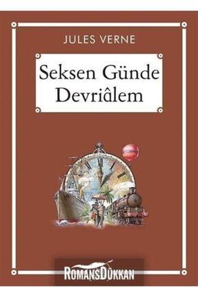 Arkadaş Yayınları Seksen Günde Devrialem-gökkuşağı Cep Kitap 0