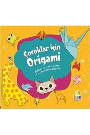Ahbap Kitap Çocuklar Için Origami 0