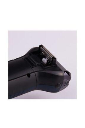 caddeoutlet 3'lü Set Saç Sakal Kesme Traş Makinesi Burun Kılı Alma 3in1 Pro Model Erkek Bakım Seti 3