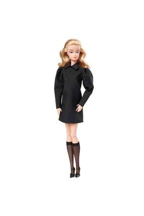 Barbie Koleksiyon Siyahın Asaleti Bebeği Ght43 2