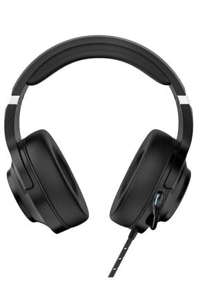 Rampage Rm-k68 Scorpy Siyah Usb 7.1 Surround Rgb Işık Efektli Gaming Oyuncu Mikrofonlu Kulaklık 3