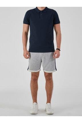 Ltb Erkek  Lacivert Polo Yaka T-Shirt 012208450860890000 2