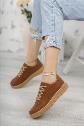 Moda Frato Unisex Kahverengi Sneaker 1
