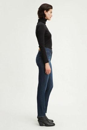 Levi's Kadın 724 Yüksel Bel  Kadın Jean Pantolon-Carbon Glow 1888300480 1