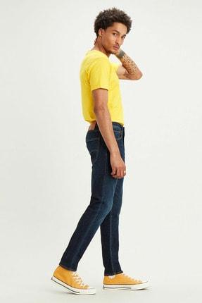 Levi's Erkek Lacivert Slim Taper Jeans 28833-0633 1