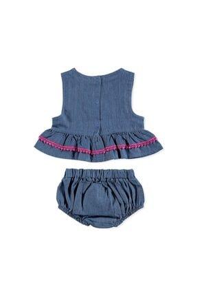 HelloBaby Kız Bebek Ilk Yaz Tema Atlet-külot Takım 2