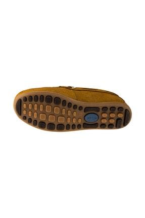 Vicco Unisex  Kahverengi Hakiki Deri Taba Ayakkabı 211 920.18Y303G 4