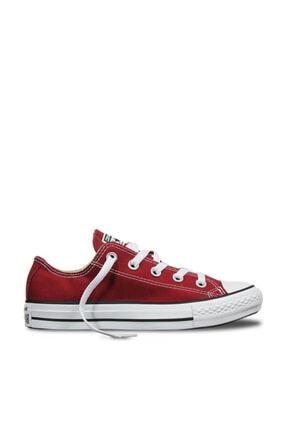 Converse Unisex Bordo Kısa Yürüyüş Ayakkabısı M9691c 0