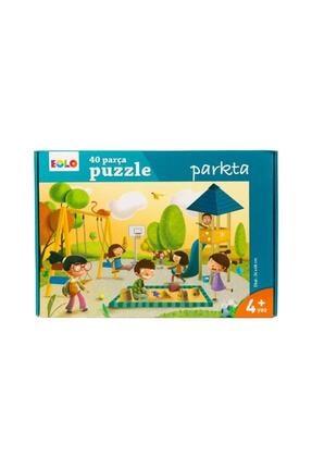 Eolo 40 Parça Puzzle - Parkta 0