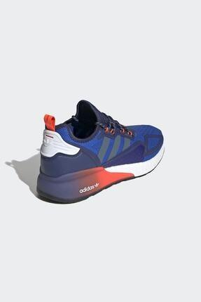 adidas Erkek Mavi Günlük Yürüyüş Ayakkabısı Zx 2k Boost Fx8836 4