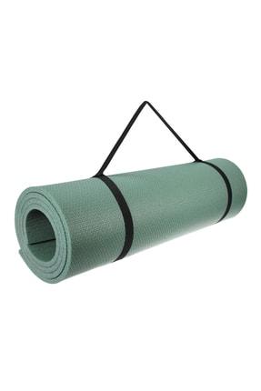 Walke 10 Mm Pilates Matı Yoga Matı Kamp Matı Yeşil Boy 180 Cm En 61 Cm Kalınlık 1