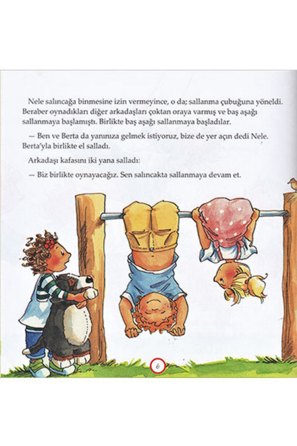 Çocuk Gezegeni Çocuklar Için Benim Adım Nele Eğitici Öğretici Zeka Geliştirici Kitap Seti -onlu Kitap Seti