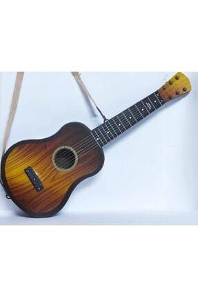 Brother Toys 65 Cm Büyük Boy Oyuncak Klasik Gitar 0