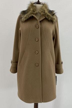 Kadın Kahverengi Kaban - 4230 4230-C
