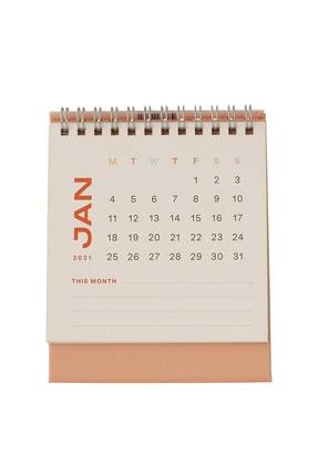 Fabooks Minimal Üçgen Mini Masa Takvimi 2021 1