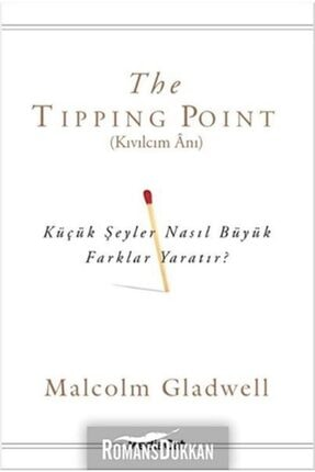 MediaCat Kitapları The Tipping Point Kıvılcım Anı 0