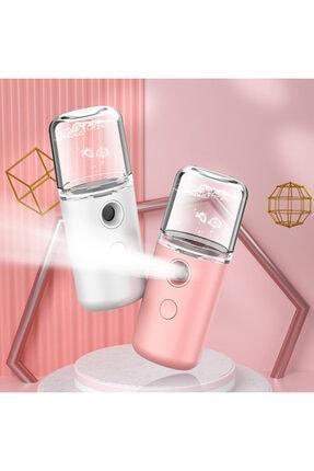 Ally Mobile Nano Mist Sprey Yüz Nemlendirici Ve Gözenek Açıcı Soğuk Buhar 2
