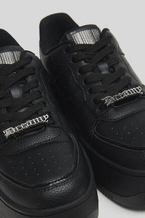 Bershka Taşlı Platform Spor Ayakkabı 1