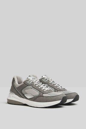 Çok Parçalı File Spor Ayakkabı resmi