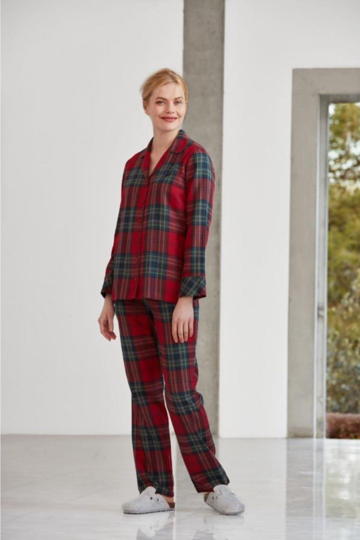 Ntw030 Pijama Takım