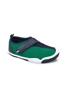 Ceyo Unisex Çocuk Lacivert Yeşil Patik Ayakkabı 2018-21 0