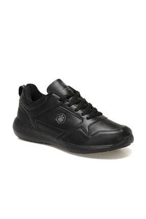 Lumberjack FARGO PU 9PR Siyah Erkek Sneaker Ayakkabı 100427701 0