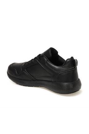 Lumberjack FARGO PU 9PR Siyah Erkek Sneaker Ayakkabı 100427701 2