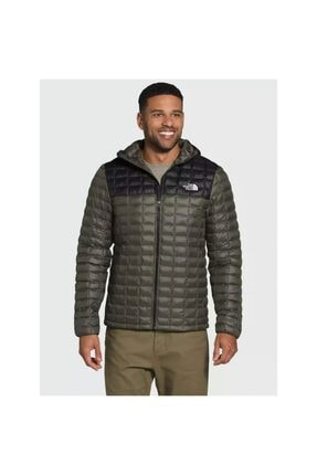 The North Face Erkek Haki Thermoball Eco Mont 1