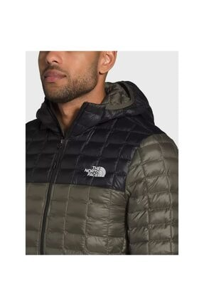 The North Face Erkek Haki Thermoball Eco Mont 3