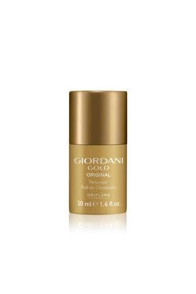 Oriflame Giordani Gold Original Parfümlü Kadın Roll-on Deodorant 50ml 0