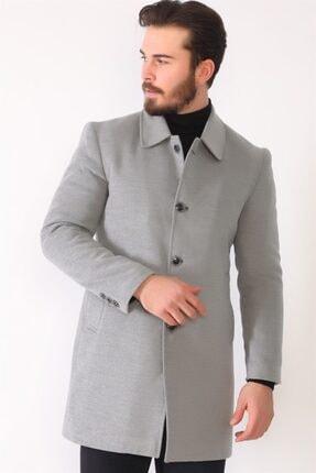 Erkek Gri Palto resmi