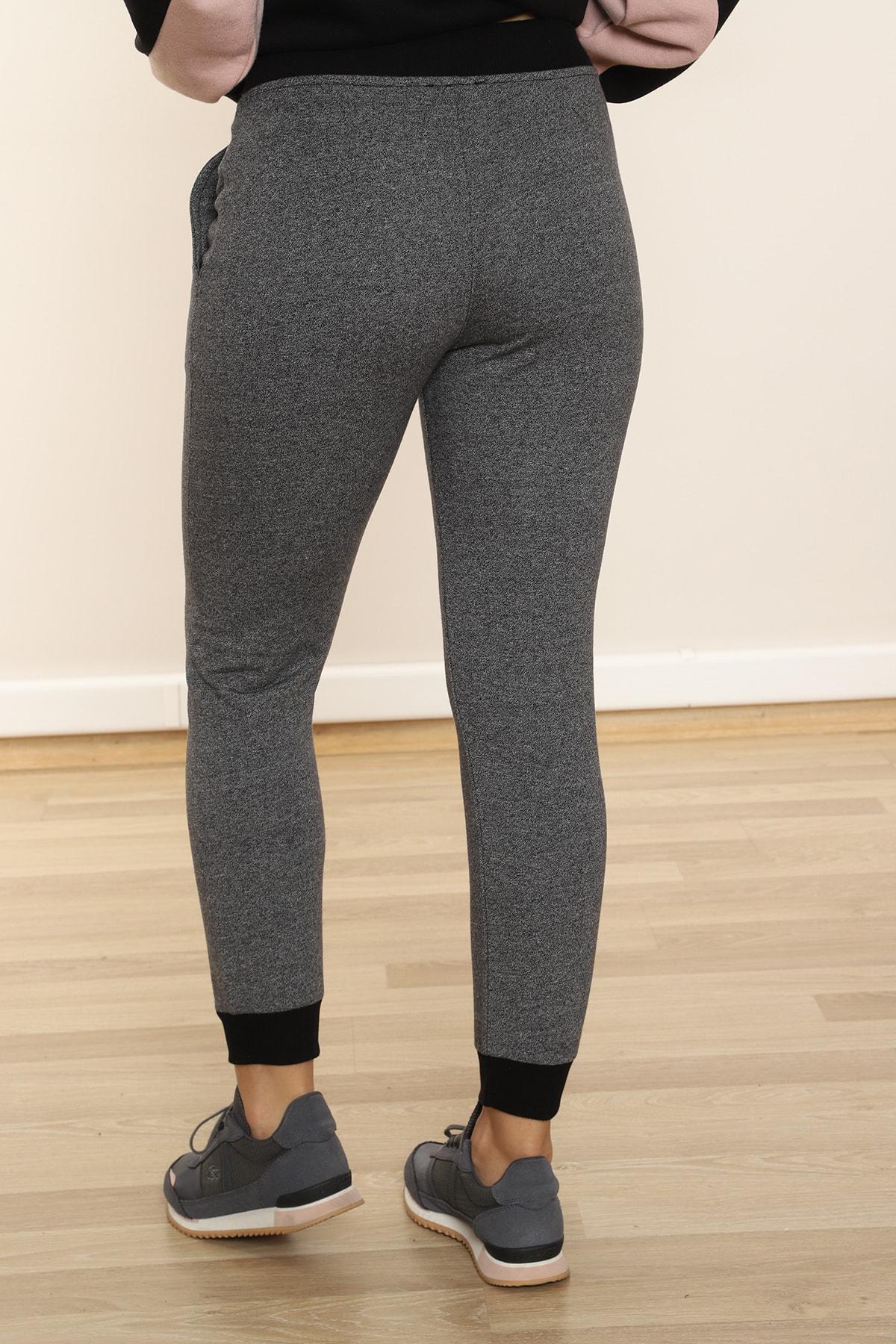 MARIQUITA Kadın Antrasit Pantolon