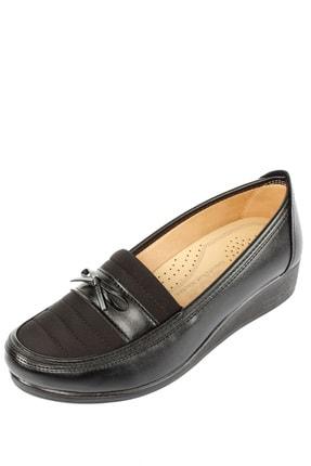 Gön Kadın Siyah Günlük Ayakkabı 42090 2