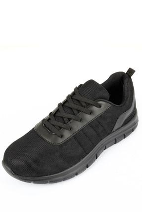 GÖNDERİ(R) Siyah Erkek Sneaker 34719 2