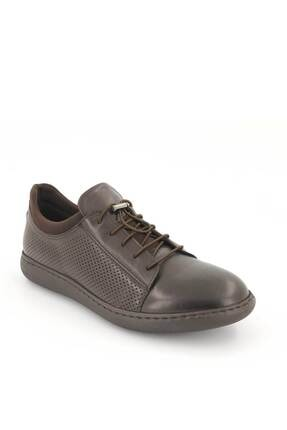 Venüs Erkek Kahverengi Deri Ayakkabı 0