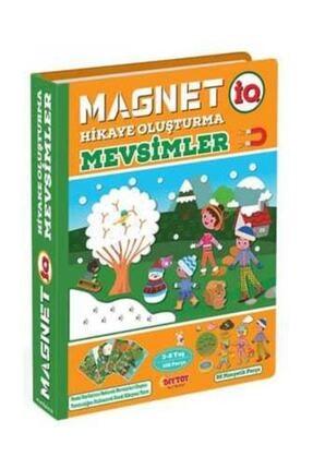 Taba Magnetiq Hikaye Oluşturma Mevsimler 1
