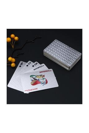 Zzn Poker Iskambil Oyun Kartları Kaplama Deste Kağıt Oyunu Seti 1