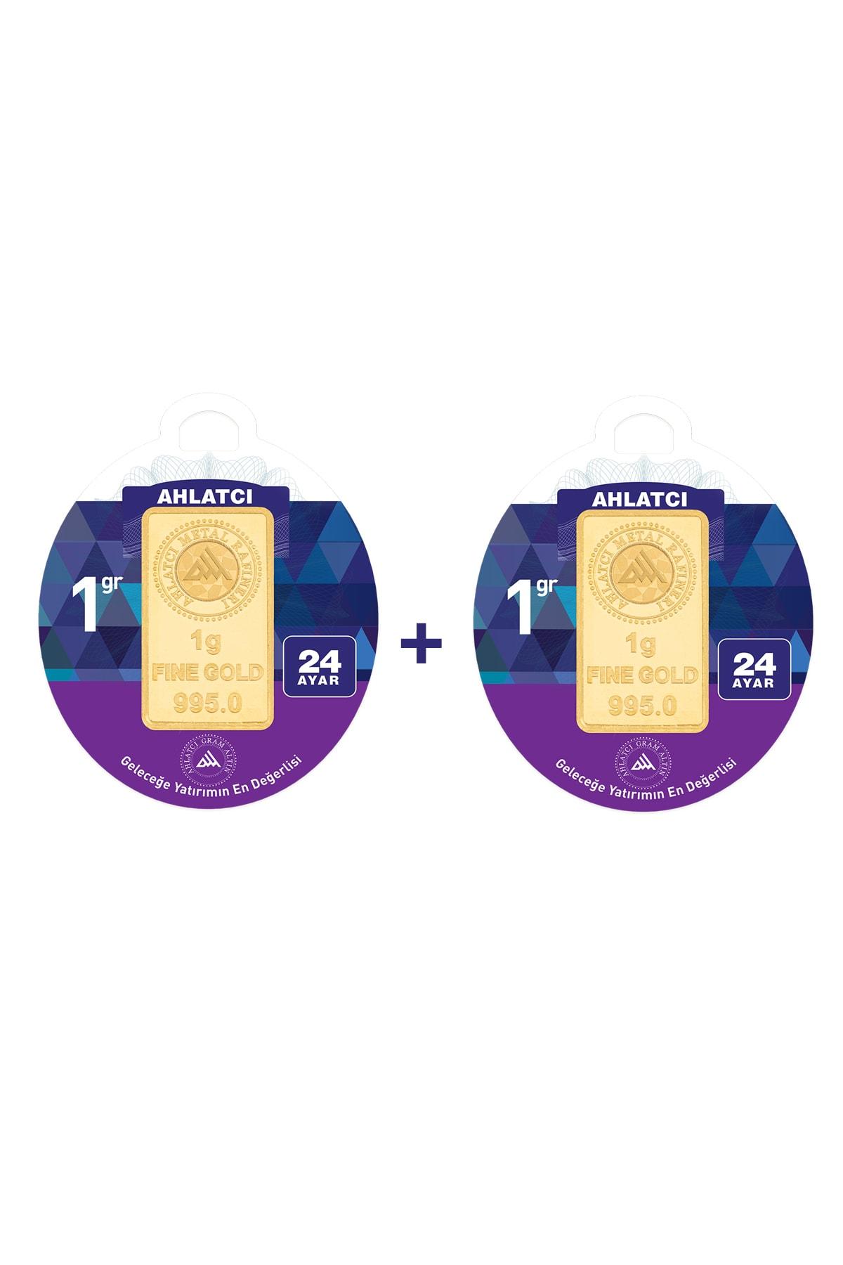 24 Ayar - 2 Gram Külçe Altın