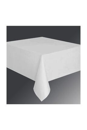 crv Beyaz Renk Masa Örtüsü 1 Adet 0