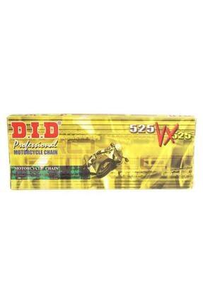 D.I.D Bmw F800 Gs 08-18 Model 525 116 Bakla X-ring Dıd Zincir 0