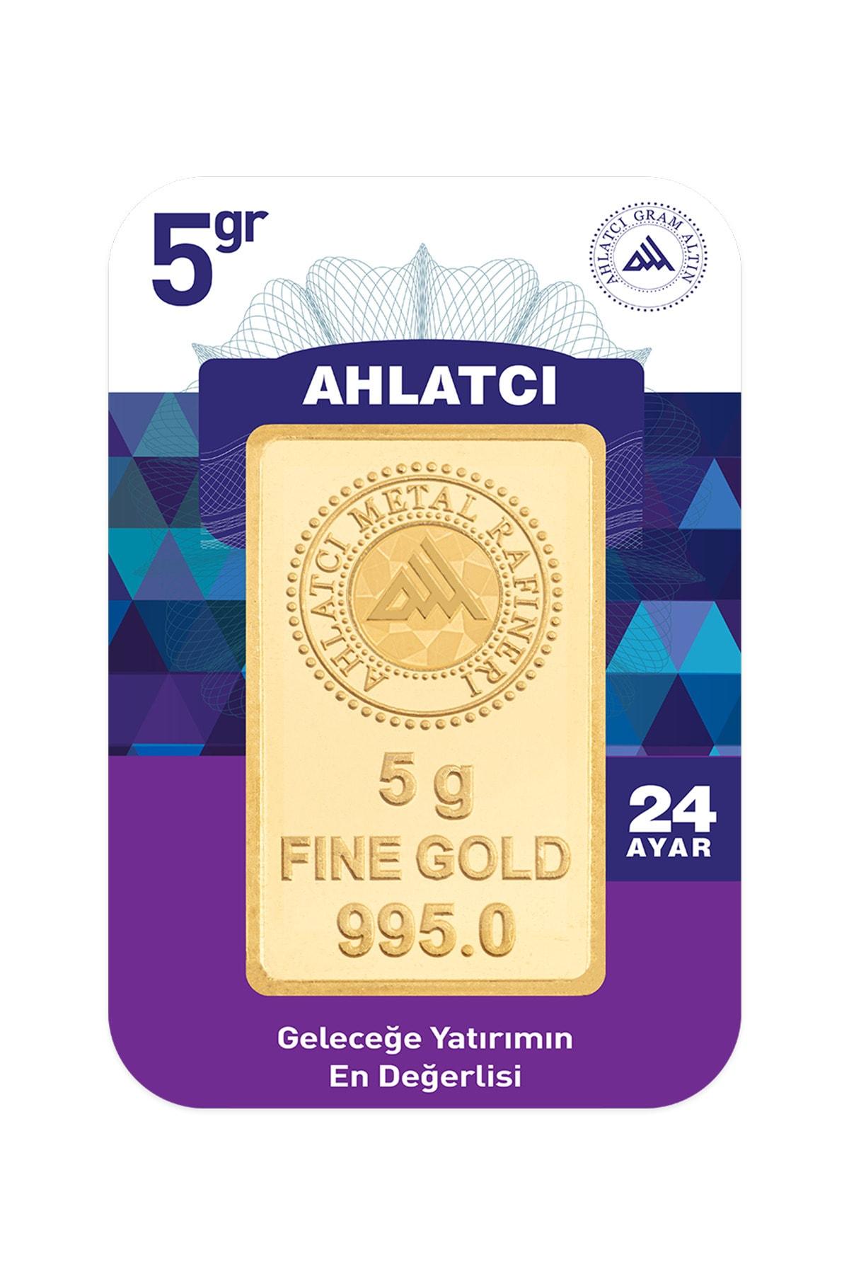 24 Ayar - 5g Altın