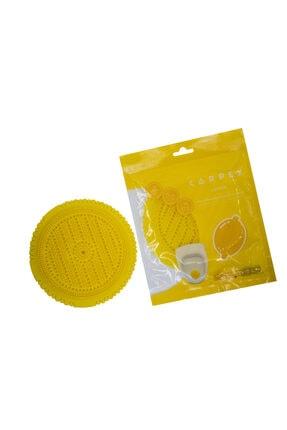 Carpex Pisuvar Koku Giderici Süzgeci Limon 1
