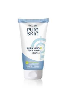 Oriflame Arındırıcı Yüz Yıkama Jeli - Pure Skin 0