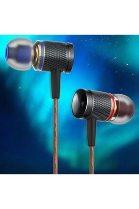 Ally Mobile Plextone Dx2 3.5mm Metal Kablolu Stereo Kulak Içi Oyuncu Kulaklık 2