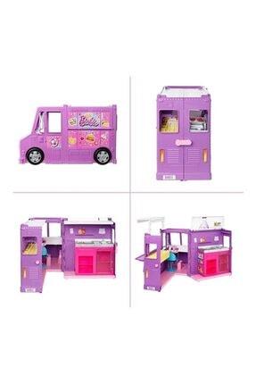 Barbie 'nin Yemek Arabası Oyun Seti 2
