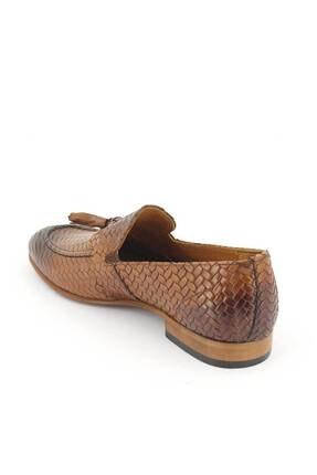 Venüs Erkek Taba Deri Ayakkabı 3