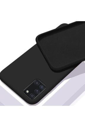 StectMobile Samsung Galaxy A31 Uyumlu Içi Kadife Lansman Kılıf 0