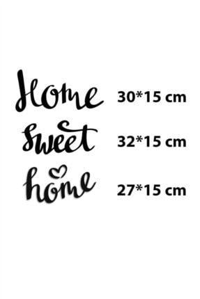 hayalevimahsap Home Sweet Home Duvar Tablo 1